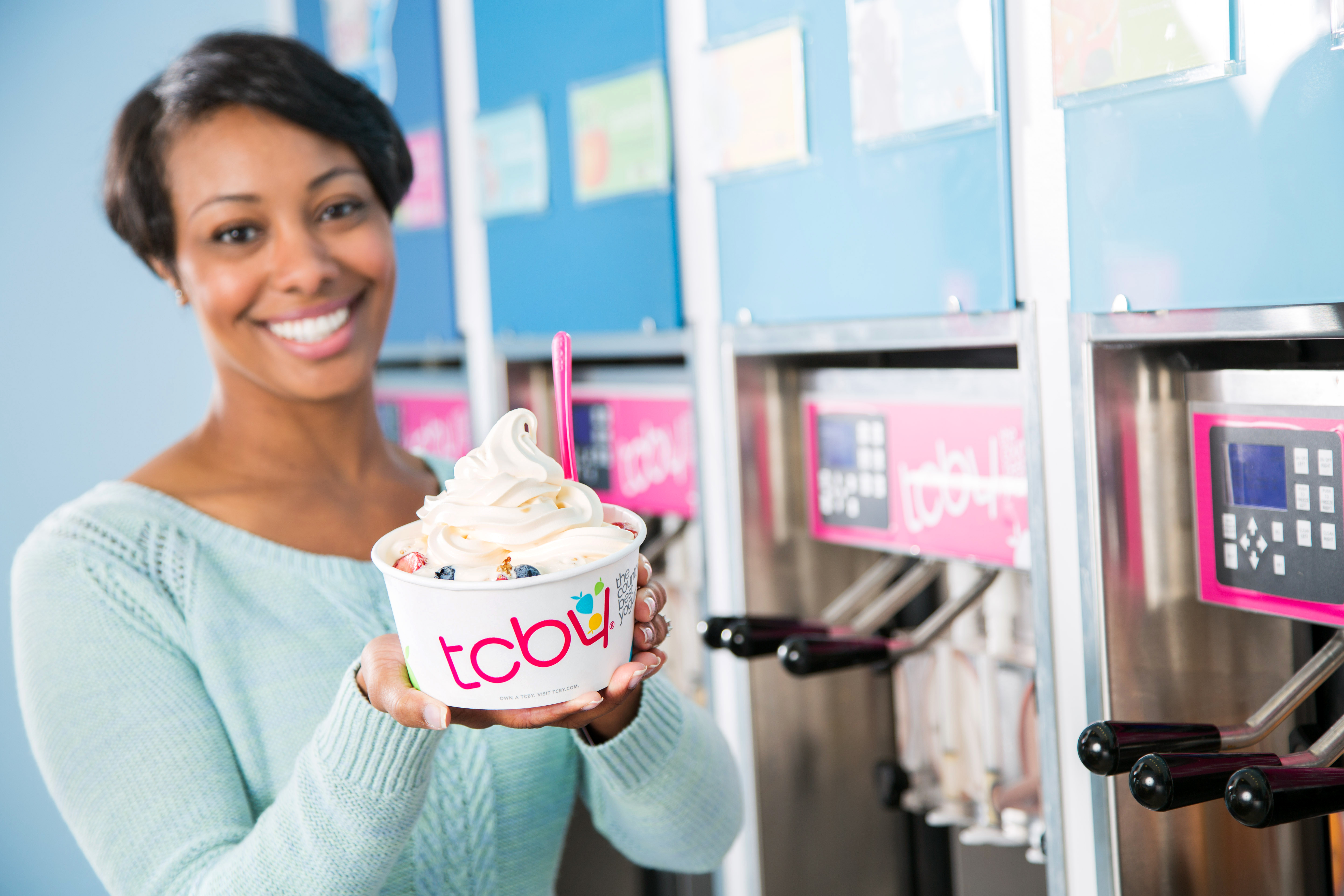 Explore different tcby store designs tcby franchising the interactive experience guests can create their own unique healthy or indulgent treat from a wide selection of flavors and toppings publicscrutiny Choice Image